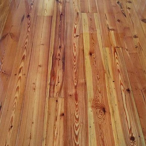 antique heart pine reclaimed flooring bluffton sc