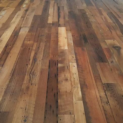 Oak Reclaimed Wood Floors | Specialty Flooring | Beaufort, Hilton Head Island, Bluffton, Savannah