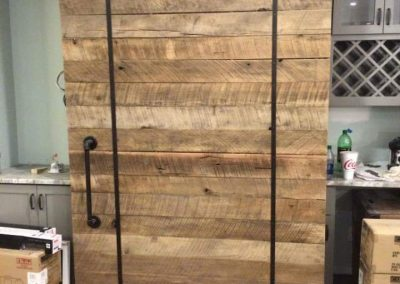 Reclaimed Wood Door | Specialty Flooring | Reclaimed Building Materials | Hilton Head, Savannah, Bluffton, Beaufort SC