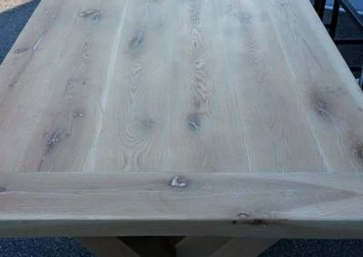 Reclaimed Wood Table | Specialty Flooring | Reclaimed Building Materials | Hilton Head, Savannah, Bluffton, Beaufort SC